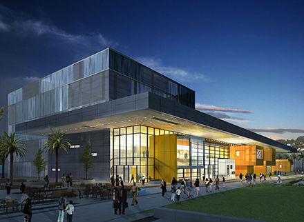 CCSF Performing Arts Education Center (PAEC)