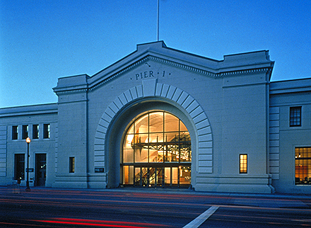 Pier 1 -- Port of San Francisco Headquarters