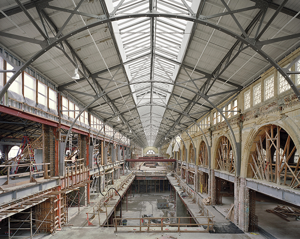 Renovation of the Ferry Building